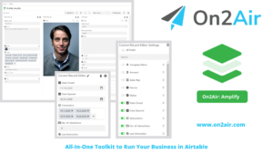 on2air_ amplify - All-In-One Toolkit to Run Your Business in Airtable (1)